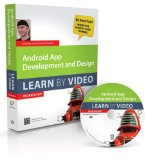 Book Cover Android App Development and Design: Learn by Video