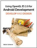 Book Cover Using OpenGL ES 2.0 for Android Development: Develop and Design