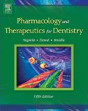 Book Cover Pharmacology and Therapeutics for Dentistry, 5e