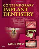 Book Cover Contemporary Implant Dentistry, 3e