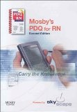 Book Cover Mosby's PDQ for RN - CD-ROM PDA Software - Mobile/Desktop Bundle: Practical, Detailed, Quick, 2e