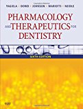 Book Cover Pharmacology and Therapeutics for Dentistry, 6e