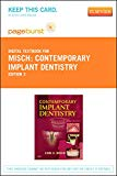 Book Cover Contemporary Implant Dentistry - Elsevier eBook on VitalSource (Retail Access Card), 3e