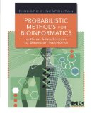 Book Cover Probabilistic Methods for Bioinformatics: With an Introduction to Bayesian Networks