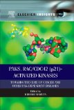 Book Cover P.A.Ks., R.A.C./C.D.C.42 (p21)-activated Kinases: Towards the Cure of Cancer and Other P.A.K.-dependent Diseases