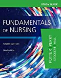 Book Cover Study Guide for Fundamentals of Nursing, 9e (Early Diagnosis in Cancer)