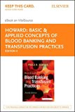 Book Cover Basic & Applied Concepts of Blood Banking and Transfusion Practices - Elsevier eBook on VitalSource (Retail Access Card), 4e