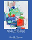 Book Cover Money, Banking and Financial Markets (Available Titles Cengagenow)