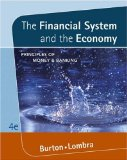 Book Cover The Financial System and the Economy: Principles of Money and Banking (with InfoTrac®)