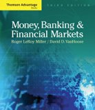 Book Cover Money, Banking, and Financial Markets (Thomson Advantage Books), 3rd Edition