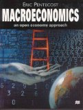 Book Cover Macroeconomics: An Open Economy Approach