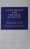 Book Cover Asset Prices and the Real Economy (Studies in Banking and International Finance)