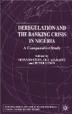 Book Cover Deregulation and the Banking Crisis in Nigeria: A Comparative Study (International Political Economy)