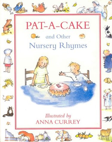 Book Cover Pat a Cake Nursery Rhymes