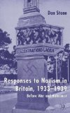 Book Cover Responses to Nazism in Britain, 1933-1939: Before War and Holocaust