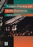 Book Cover Transport Planning and Traffic Engineering