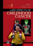 Book Cover Late Effects of Childhood Cancer (Arnold Publication)