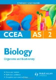 Book Cover Biology: Organisms and Biodiversity: CCEA AS Student Unit Guide 2