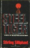 Book Cover Steel Tiger