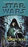 Book Cover The Swarm War (Star Wars: Dark Nest, Book 3)