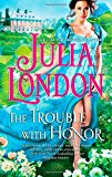Book Cover The Trouble with Honor (The Cabot Sisters)