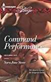 Book Cover Command Performance (Harlequin Blaze\Uniformly Hot!)