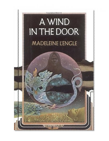 Book Cover A Wind in the Door (A Wrinkle in Time Quintet)