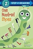 Book Cover One Hundred Shoes: A Math Reader (Step-Into-Reading, Step 2)