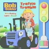 Book Cover Traffic Trouble (Bob the Builder (Random House Board Books))