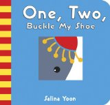 Book Cover One, Two, Buckle My Shoe