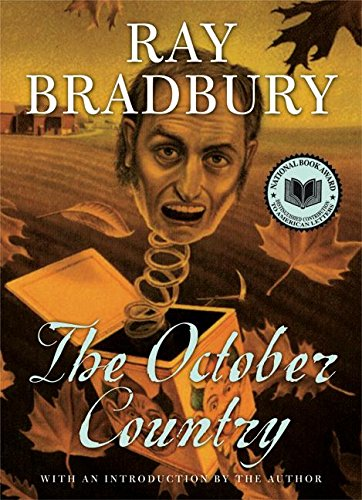 Book Cover The October Country
