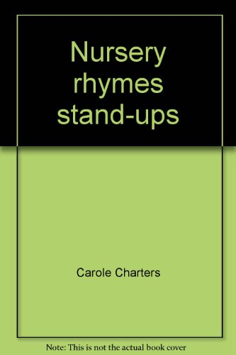 Book Cover Nursery rhymes stand-ups