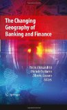 Book Cover The Changing Geography of Banking and Finance
