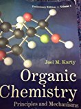 Book Cover Organic Chemistry Principles and Mechanisms