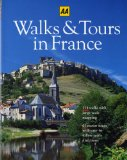 Book Cover Walks & Tours in France (AA Guides)