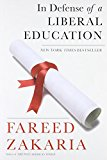 Book Cover In Defense of a Liberal Education