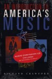 Book Cover An Introduction to America's Music
