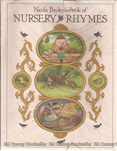 Book Cover Nicola Bayley's Book of Nursery Rhymes