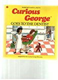 Book Cover Curious George Goes to the Dentist