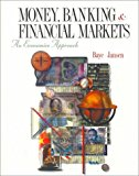 Book Cover Money, Banking and Financial Markets: An Economic Approach