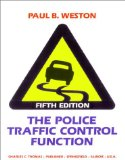 Book Cover The Police Traffic Control Function