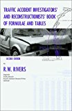 Book Cover Traffic Accident Investigators' and Reconstructionists' Book of Formulae and Tables