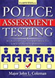 Book Cover Police Assessment Testing: An Assessment Center Handbook for Law Enforcement Personnel