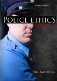Book Cover Police Ethics: Crisis in Law Enforcement