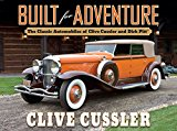 Book Cover Built for Adventure: The Classic Automobiles of Clive Cussler and Dirk Pitt