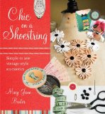 Book Cover Chic on a Shoestring: Simple to Sew Vintage-Style Accessories
