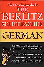 Book Cover Berlitz Self-Teacher: German