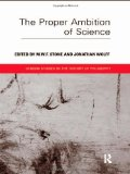 Book Cover Proper Ambition of Science (London Studies in the History of Philosophy)