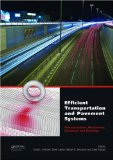 Book Cover Efficient Transportation and Pavement Systems: Characterization, Mechanisms, Simulation, and Modeling