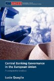 Book Cover Central Banking Governance in the European Union: A Comparative Analysis (Uaces Contemporary European)